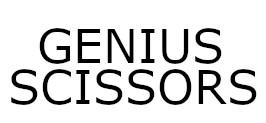 Genius Scissors Logotyp